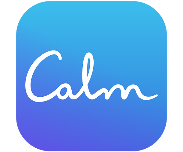 Calm App logo - Meditation and Sleep